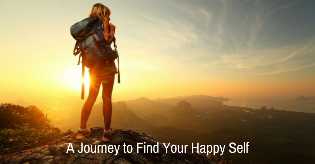 A Journey to Find Your Happy Self