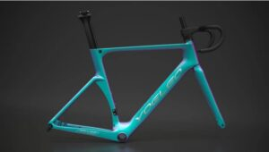 sports bicycle frame